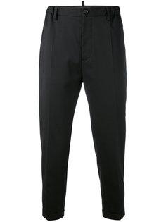 укороченные костюмные брюки Dsquared2