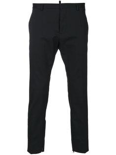 укороченные брюки строгого кроя Dsquared2