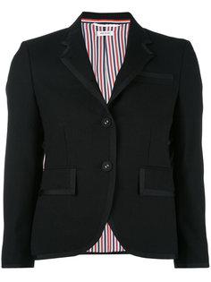приталенный пиджак Thom Browne
