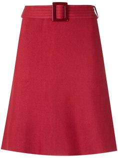 А-образная юбка с ремнем Egrey