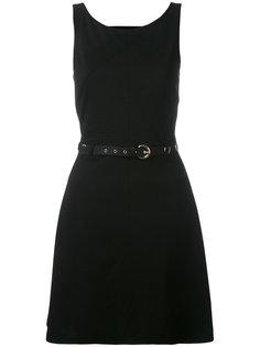 платье с поясом Versace Jeans