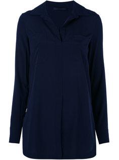 приталенная блузка  Les Copains