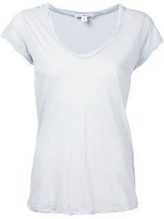 футболка мешковатого кроя James Perse