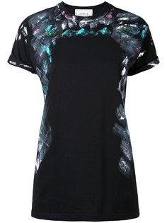 футболка с принтом Forte Couture