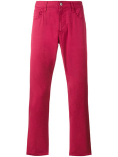 джинсы стандартного кроя Armani Jeans
