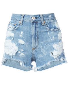 джинсовые шорты Justine Rag & Bone /Jean