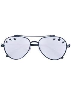 солнцезащитные очки с принтом звезд Givenchy