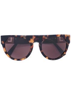 солнцезащитные очки Havana Greca Versace