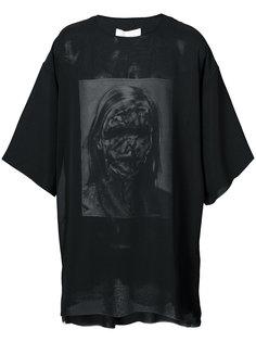 футболка Surveil Double Marco Strateas Carlucci