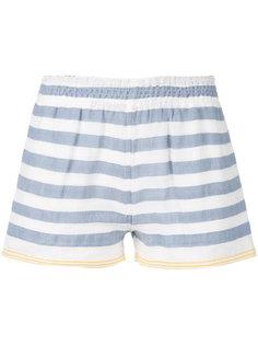 полосатые шорты Lemlem