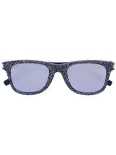 солнцезащитные очки с блестками Saint Laurent Eyewear