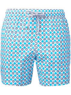 шорты для плавания с узором Capricode
