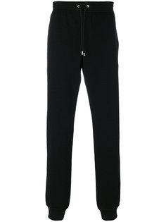спортивные брюки с вышивкой Medusa Versace