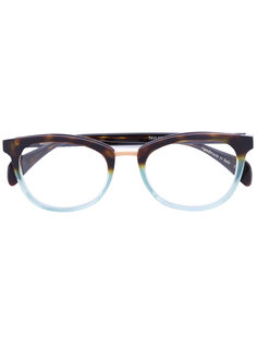 очки в овальной оправе Taylor Oliver Goldsmith