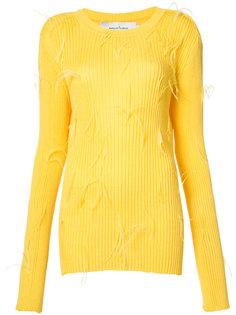ребристый свитер Marquesalmeida
