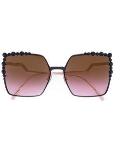 солнцезащитные очки Can Eye Fendi Eyewear
