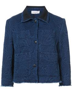 укороченная джинсовая куртка Sonia Rykiel
