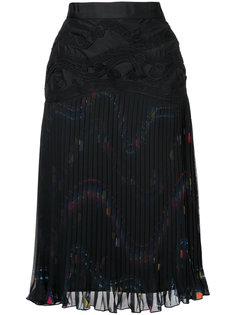 плиссированная юбка Afterlife Romance Was Born