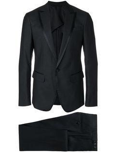 вечерний костюм с сатиновой отделкой Dsquared2