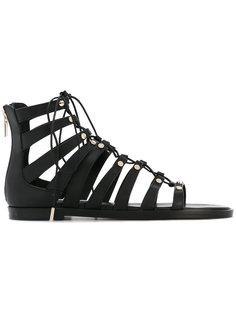 гладиаторские сандалии Gigi Jimmy Choo