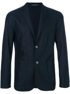 пиджак с накладными карманами  Emporio Armani