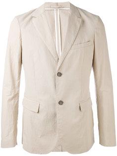 пиджак с карманами с клапанами Paolo Pecora