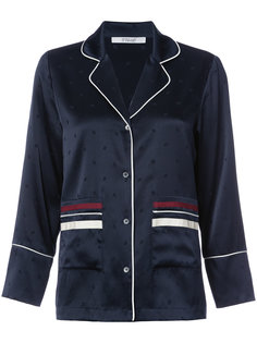 пижамная блузка  Derek Lam 10 Crosby