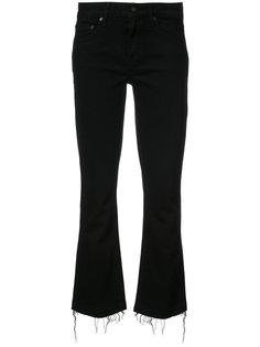 укороченные джинсы буткат Derek Lam 10 Crosby