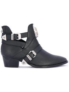 ботинки по щиколотку Philipp Plein