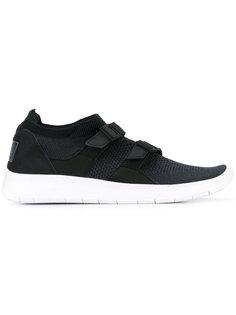 кроссовки с застежкой на липучки Nike