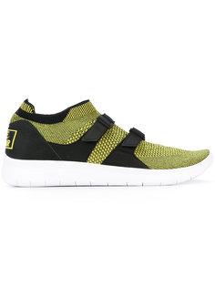 кроссовки с двойной застежкой Nike