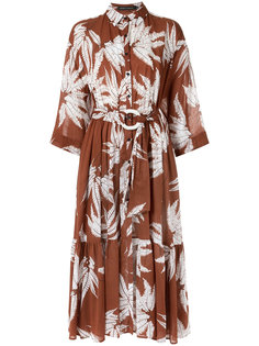 printed shirt dress Andrea Marques