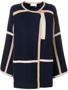 пальто с поясом Chloé