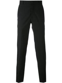 брюки зауженного кроя Alexander McQueen