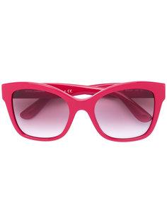 солнцезащитные очки в квадратной оправе Dolce & Gabbana Eyewear