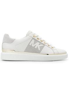 кроссовки с инициалами бренда Michael Michael Kors