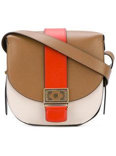 сумка на плечо с лямкой на пряжке Etro