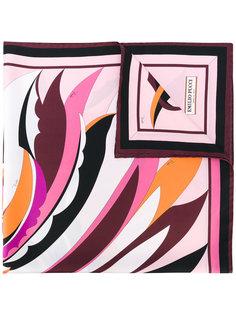 шарф с принтом Fiore Maya Emilio Pucci