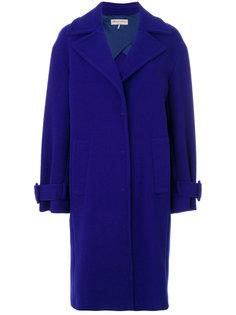 классическое приталенное пальто  Emilio Pucci