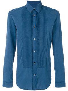 классическая рубашка узкого кроя Maison Margiela