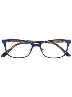 очки в квадратной оправе Dior Eyewear