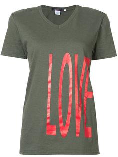 футболка с принтом Harvey Faircloth