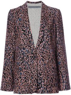 пиджак свободного кроя Raquel Allegra