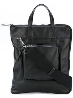 сумка-тоут с накладным карманом Maison Margiela