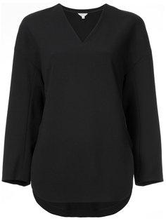 приталенная блузка с V-образным вырезом  Enföld