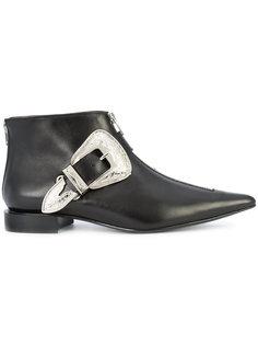 ботинки с пряжкой Toga Pulla