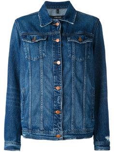 джинсовая куртка на пуговицах J Brand