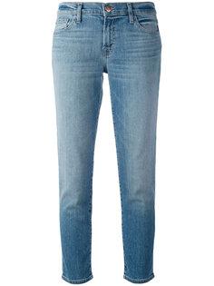 укороченные прямые джинсы J Brand