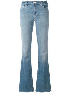 джинсы клеш J Brand