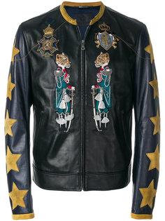 куртка с аппликацией Dolce & Gabbana